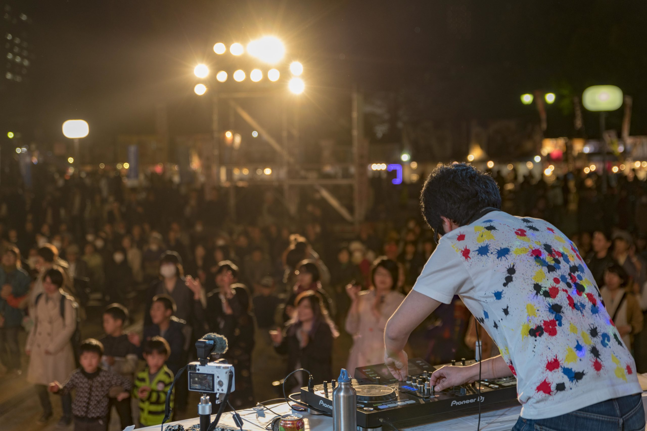 DJライブ